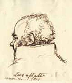 Antoine Marie Chamans, comte de Lavalette - Antoine Marie Chamans