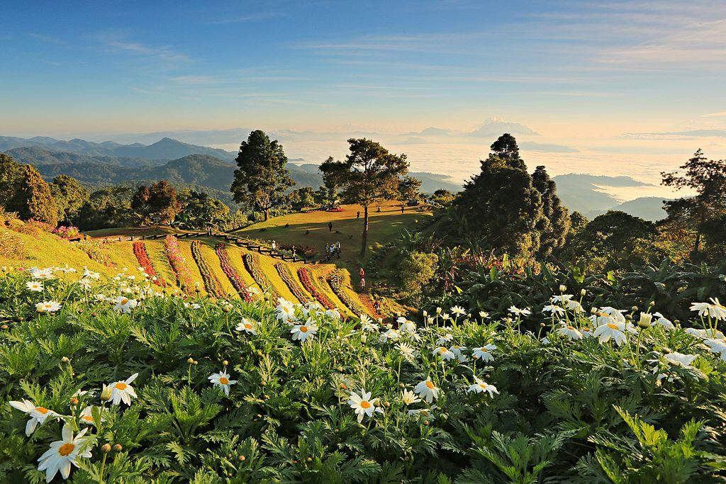 Huay Nam Dung National Park Chiang Mai Thailand