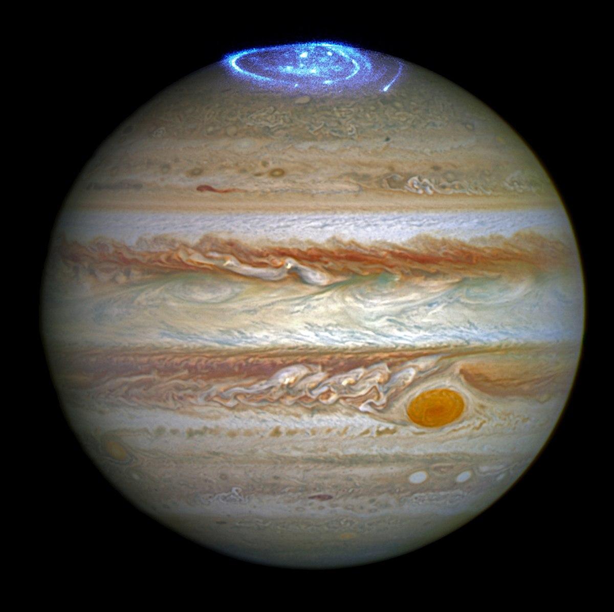 Hubble Captures Vivid Auroras in Jupiter's Atmosphere.jpg