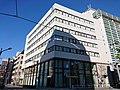 Hulic Kabutocho Building, at Nihonbashi-Kabutocho, Chuo, Tokyo (2019-01-02).jpg