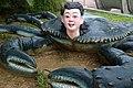 Human head crab body, Haw Par Villa (14791527824).jpg