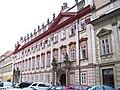 Hybernská, Swéerts-Šporkův palác, levá část.jpg