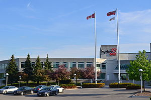Hydro One - Hydro One office in Markham