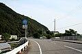 Hyogo prefectural road Route 517 mega-hanada.jpg