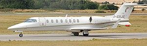 Learjet 40 - Eurojet Italia Learjet 40 (I-ERJE)
