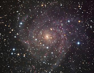 IC 342 - Image: IC342 RGB2