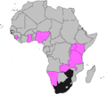 ICC Africa Under-19 Championship participants, 2001.png