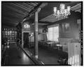 INTERIOR, LOUNGE LOOKING NORTHEAST - Hotel Torino, 301 West St. John Street, San Jose, Santa Clara County, CA HABS CAL,43-SANJOS,20-8.tif