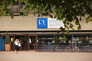 UCL Institute of Education - The main building of the IOE, located just off Russell Square in the centre of London.