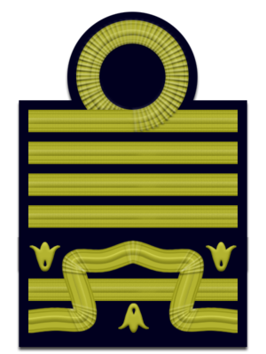 Rank insignia of the Carabinieri - Image: IT Navy OF 10