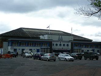 Murrayfield - Murrayfield Ice Rink