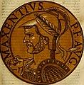 Icones imperatorvm romanorvm, ex priscis numismatibus ad viuum delineatae, and breui narratione historicâ (1645) (14743512371).jpg