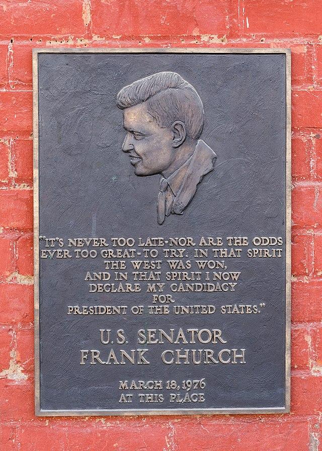 Frank Church Wikiwand
