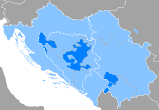 Bosnian language South Slavic language