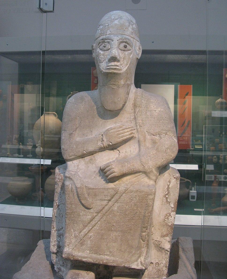Idrimi of Alalakh