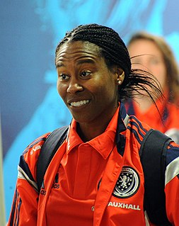 Ifeoma Dieke Scottish footballer