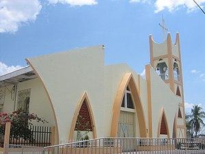 Chalatenango Department - Image: Iglesiadulce