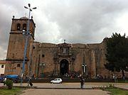 Igreja de São Francisco, Cidade de Cusco, Perù.  - panoramio.jpg