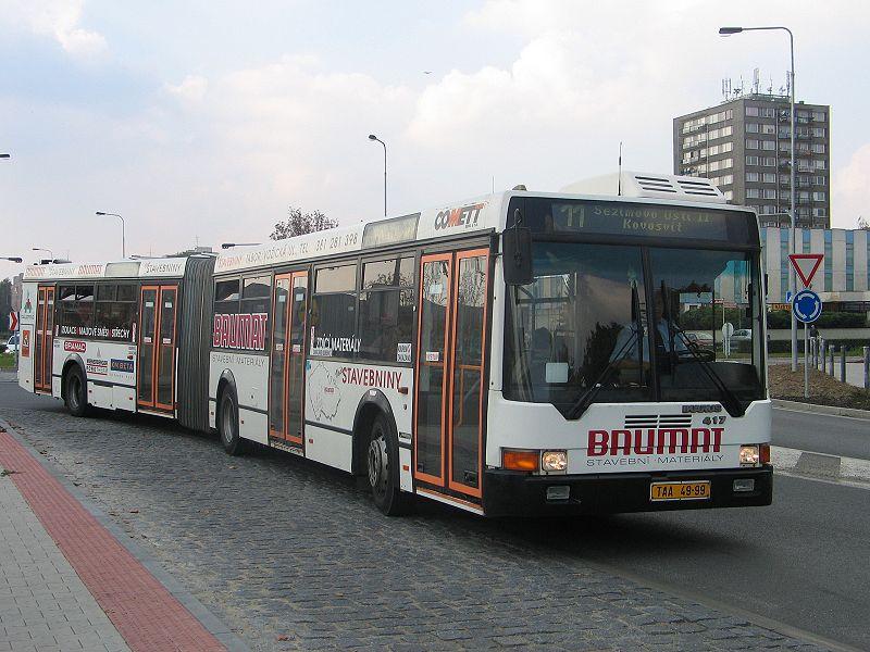 Ikarus 417 Zagraniczne Autobusy