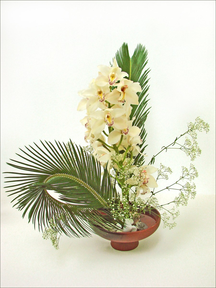 Ikebana-Beispiel