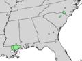 Ilex amelanchier range map 4.png