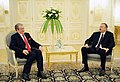 Ilham Aliyev and Sali Berisha, 2013 01.jpg