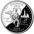 Illinois quarter, reverse side, 2003.jpg