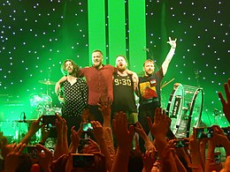 Imagine Dragons, Roundhouse, London (35390234536).jpg