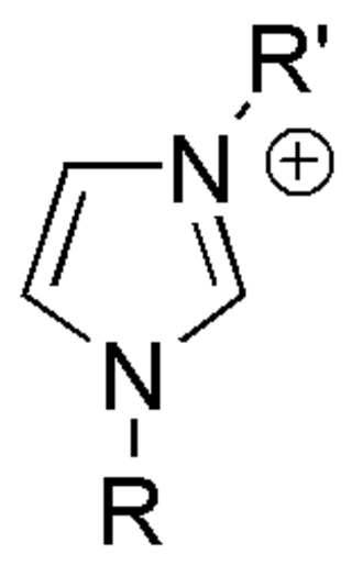 Imidazole - Simple imidazolium cation