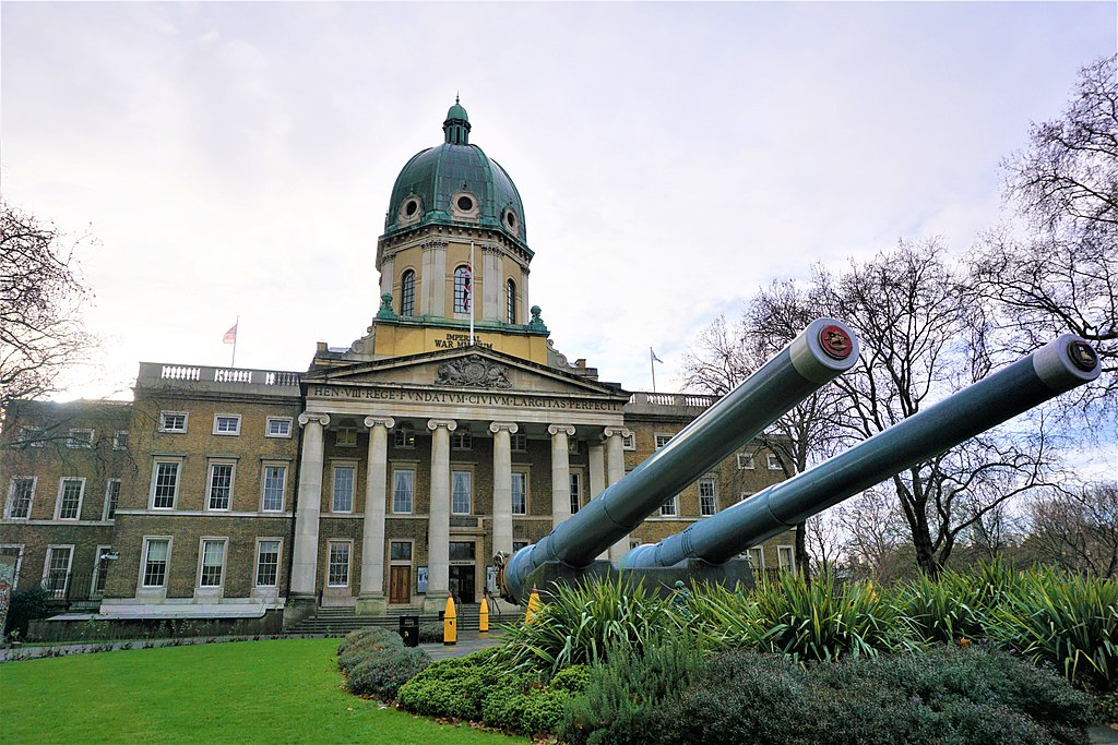 Imperial War Museum - Joy of Museum