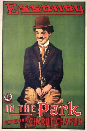 In the Park - Theatrical poster to In the Park