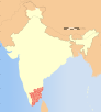 India Tamil Nadu locator map.svg