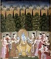 Indian - Krishna Dancing with Gopi - Walters W858.jpg