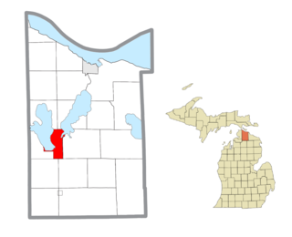 Indian River, Michigan Census-designated place & unincorporated community in Michigan, United States