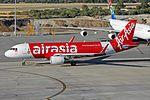 Indonesia AirAsia Airbus A320 (PK-AZF) at Perth Airport.jpg
