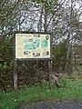 Information board at Dolwyddelan Castle - geograph.org.uk - 1568356.jpg