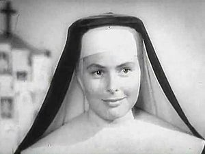 The Bells of St. Mary's - Ingrid Bergman as Sister Mary Benedict