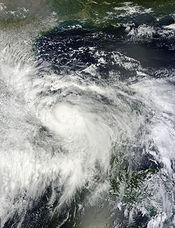 Hurricane Ingrid Atlantic hurricane in 2013