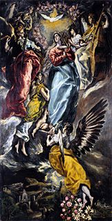 C, 1610 painting by El Greco