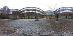 Riksantikvarieämbetets kontor i Visby (indergården).