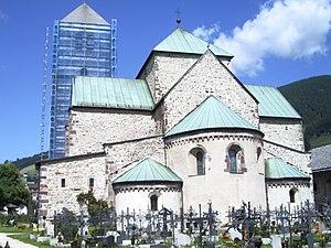 Innichen - Innichen Abbey