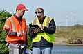 Inspecting a Sacramento River levee (8597851587).jpg