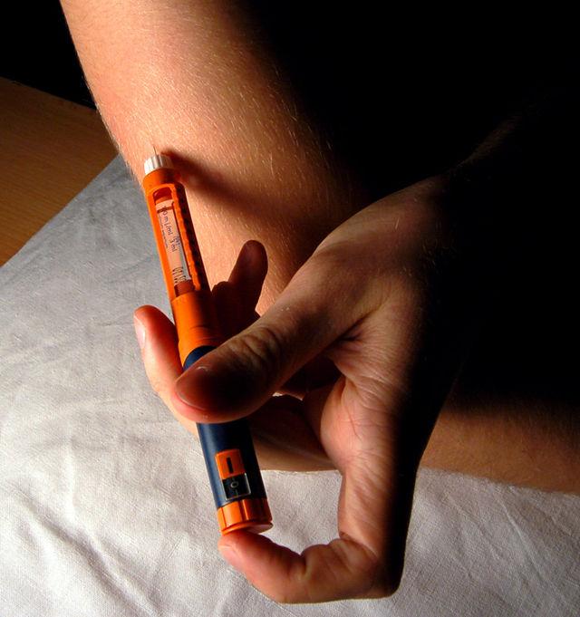 مشاركتي في ~~ مســابقــة افضل تقرير طبي ~~ 640px-Insulin_Applic