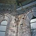 Interieur, muur met restanten van muurschilderingen - Hoorn - 20381607 - RCE.jpg