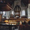 Interieur, overzicht naar het noorden met zicht op het orgel - Katwijk aan Zee - 20381874 - RCE.jpg