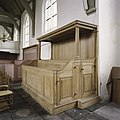Interieur, overzicht van herenbank - Beets - 20388560 - RCE.jpg
