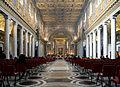 Interior of Santa Maria Maggiore (Rome).jpg