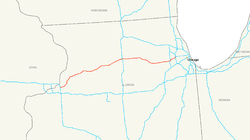 Interstate 88 W map.png