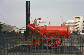 Canterbury Heritage Museum - Invicta locomotive