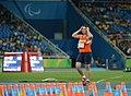 Irada Aliyeva. Athletics at the 2016 Summer Paralympics – Women's javelin throw F13 10.jpg